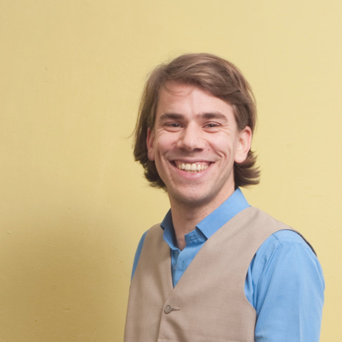 Sebastian Earl Scholz mit Humor - Wie arbeite ich?